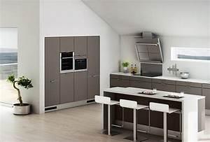 Cuisine ilot central tout savoir sur le ilot de cuisine for Petite cuisine équipée avec meuble de rangement salle a manger pas cher