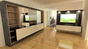 meubles conforama salon maison design wibliacom With meuble de cuisine rustique 10 le meuble colonne en 45 photos qui vont vous inspirer