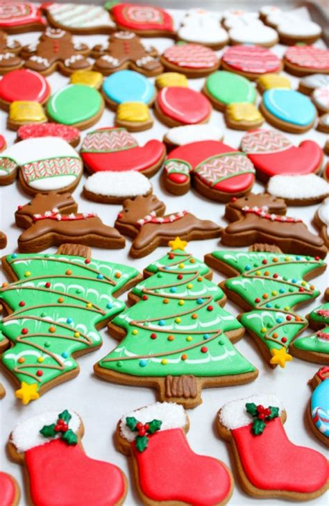 Christmas Cookies Sweetopia