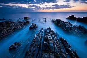 0034 Sandymouth Bay, Cornwall Caine-Douglas DESIGN & PRINT