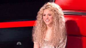 Shakira Photos Photos - The Voice Season 4 Episode 19 - Zimbio