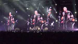 Metallica WorldWired Tour 2017 Full Live 메탈리카 내한공연 2017.01 ...
