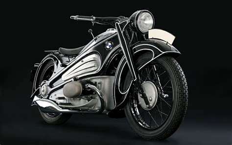 Classic 1937 Bmw R7 Wallpapers
