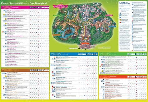 Carte De Pdf by Plan Gratuit Disneyland Pdf 224 T 233 L 233 Charger