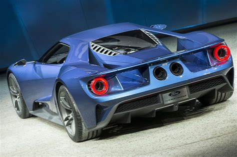 Ford brings GT supercar to 2015 Chicago Auto Show - Chicago Tribune