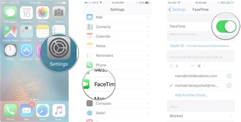 how do you disable an iphone how to turn and restrict facetime on iphone or