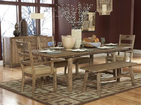 Luxury Vintage Wooden Kitchen Table And Chairs