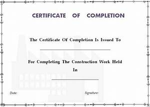 25 best ideas about certificate of completion template on With cpe certificate template