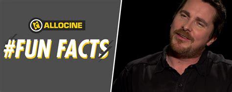 Fun Facts Saviez Vous Que Christian Bale Avait Joue