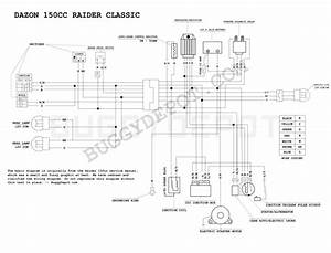 Suzuki Raider 150 Wiring Diagram