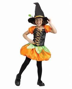 Halloween Kostüm Kürbis : s e k rbis hexe kinderkost m halloween hexenkost m karneval universe ~ Frokenaadalensverden.com Haus und Dekorationen