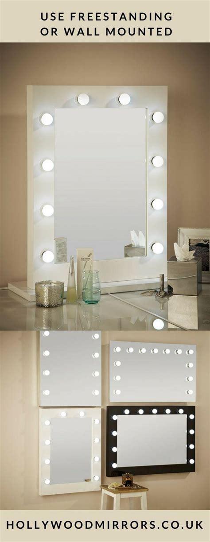 inspirations vanity mirrors  built  lights