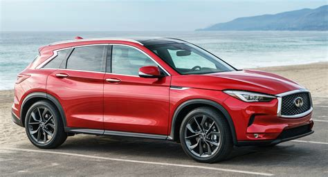 2020 Infiniti QX50 Gains New Tech And Two Range-Topping ...