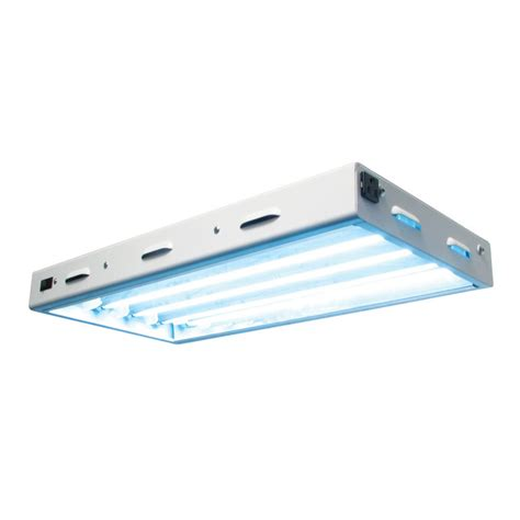 8 ho fluorescent light fixture t5 ho fluorescent light