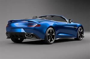 Aston Martin Vanquish 2018 : 2018 aston martin vanquish s volante revealed motor trend ~ Maxctalentgroup.com Avis de Voitures