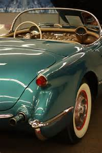Classic Car 1954 Corvette