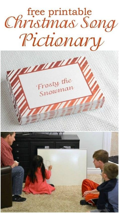 17 best ideas about christmas games on pinterest