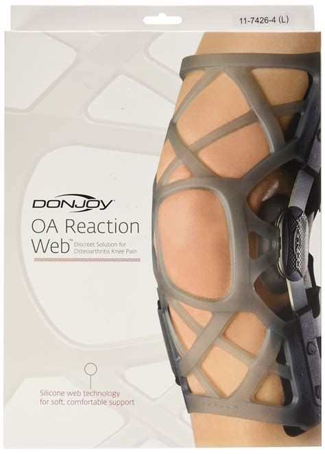 Amazon.com: DonJoy Reaction Compression Support: Knee