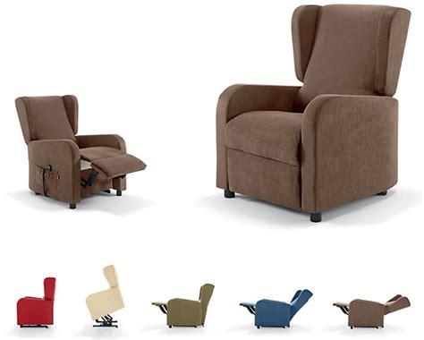 Poltrone Relax Anziani : Poltrone Relax Per Anziani E Disabili Ergonomica A Domicilio