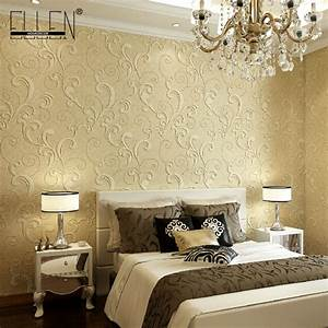Livingroom wallpaper for walls 3D wall paper for bedroom 4 ...