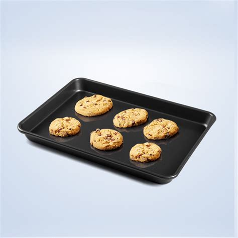 pan baking pans sheet cake cookie pizza stick non steel carbon mold biscuits plate bread tray 2cm loaf biscuit tools