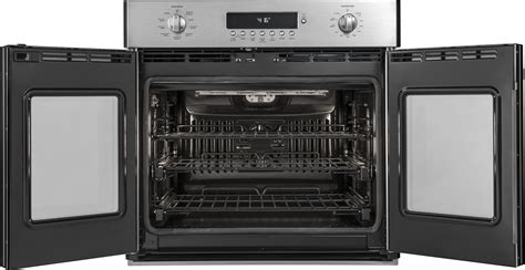 ge monogram french door wall oven puts culinary possibilities  reach ge appliances