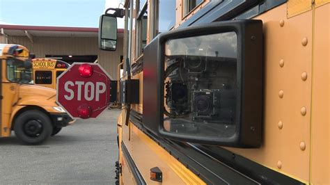 Cameras On School Buses Catch Thousands Breaking Law; Less