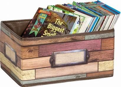 Storage Bin Wood Resources