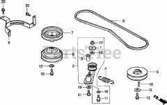 Honda 3011 Wiring Diagram : honda h3011 sa mzaj honda riding mower made in japan ~ A.2002-acura-tl-radio.info Haus und Dekorationen