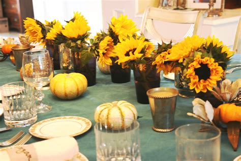 terrific flower centerpieces for dining table decorating 6 cutest thanksgiving table decoration ideas quotes square