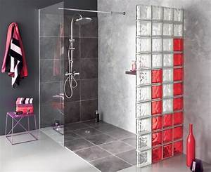 quelle paroi de douche choisir travauxcom With porte de douche coulissante avec tapis de salle de bain grande taille