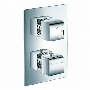 Unterputz Thermostat Dusche : soho 3 wege unterputz thermostat armatur duscharmatur ebay ~ Frokenaadalensverden.com Haus und Dekorationen