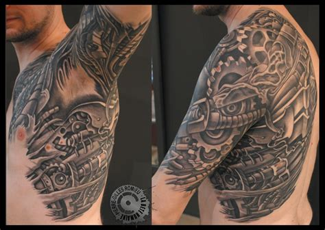 la b234te humaine studio de tatouage 224 paris
