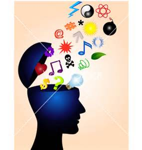 Creative Mind Clip Art