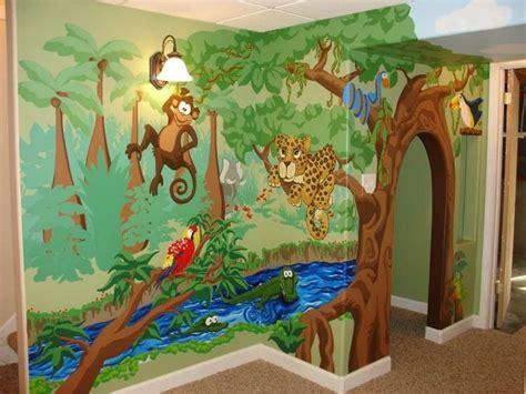 Kinderzimmer Ideen Dschungel by Tapeten F 252 R Kinderzimmer Ideen Den Kleinen