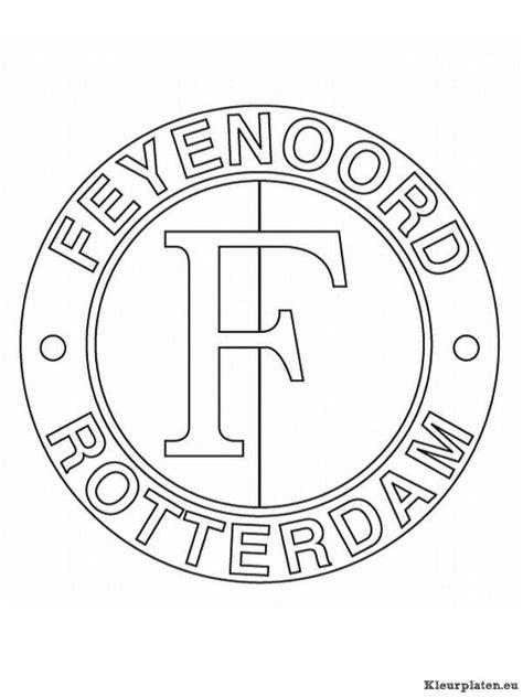 Kleurplaat Voetbalstadion by Voetbalclub Nederland Logo Kleurplaat 950517 Kleurplaat