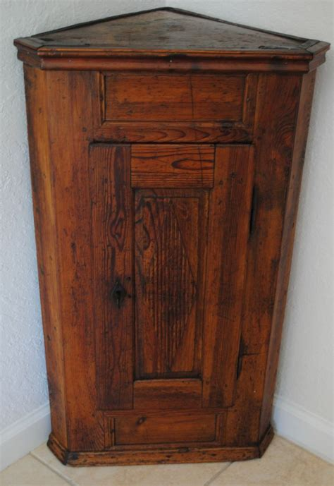 triangle cabinet antique austrian corner cabinet cupboard solid oak wood