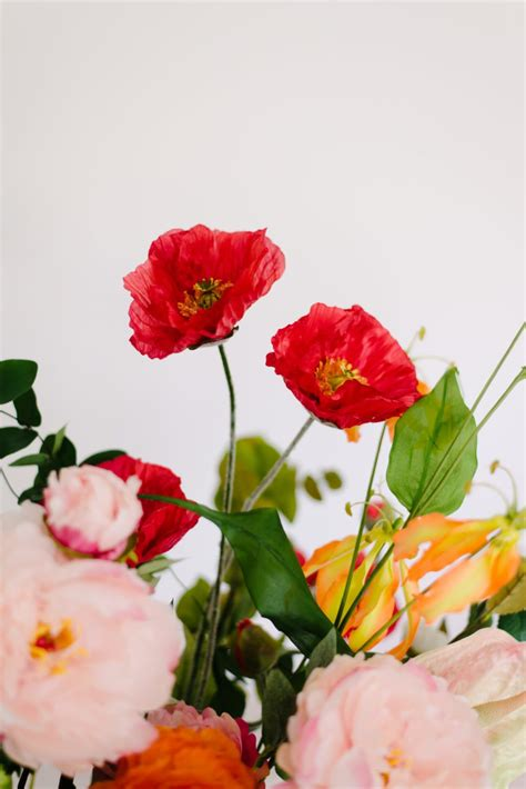 The Best Fake Flowers That Look Real  A Practical Wedding