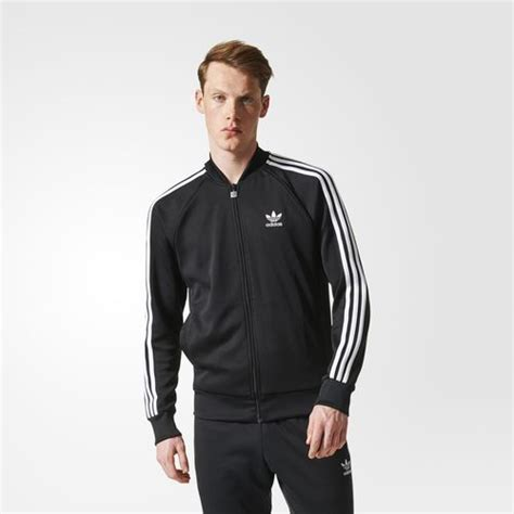 Track Jacket by Adidas Superstar Track Jacket Black Adidas Us