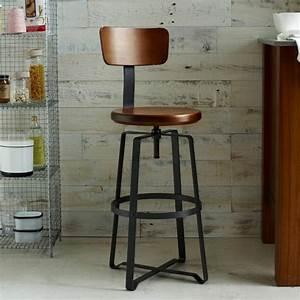 Chaise plan de travail design pour bar et ilot de cuisine for Deco cuisine avec chaise bois
