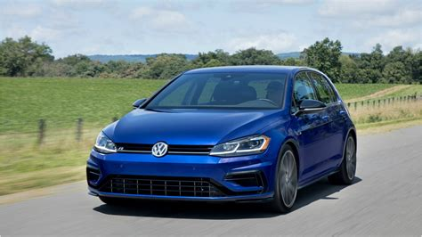 2019 Volkswagen Golf R by 2019 Vw Golf R Won T Be Offered With A Manual Transmission