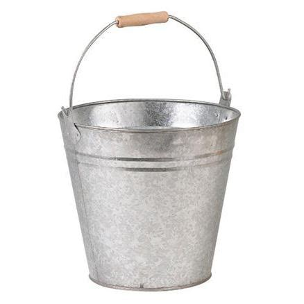seau zinc achat vente seau zinc pas cher les soldes sur cdiscount cdiscount
