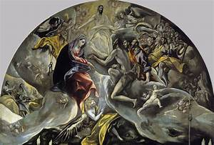 File:El Greco - The Burial of the Count of Orgaz (detail ...