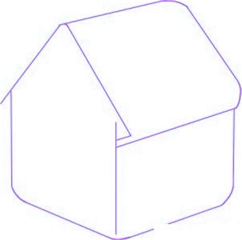 comment dessiner une maison comment dessiner une maison en d 233 pice pour no 235 l allodessin