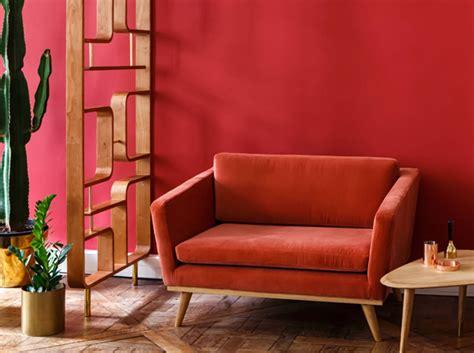 canapé coloré 30 petits canapés pour les petits espaces des idées
