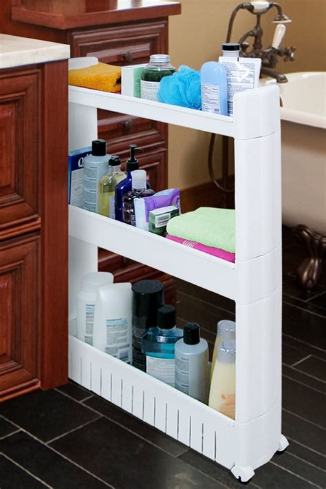 storage tower  kitchen bath laundry rooms