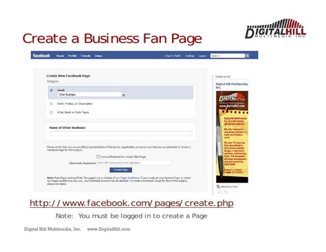 create a fan page on facebook without a profile facebook for business 101 cost effective marketing using