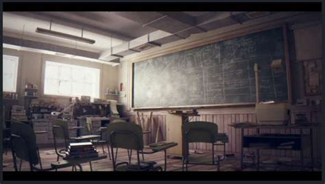 realistically animated shorts classroom  studio aiko