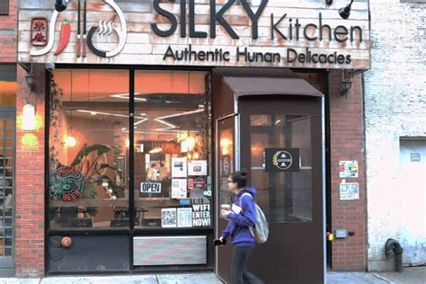 union square authentic chinese food   silky kitchen