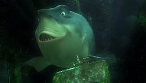"Bruce, character from ""Finding Nemo"". 